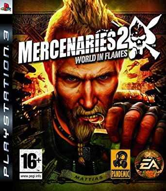 Mercenaries 2 World In Flames Playstation 3